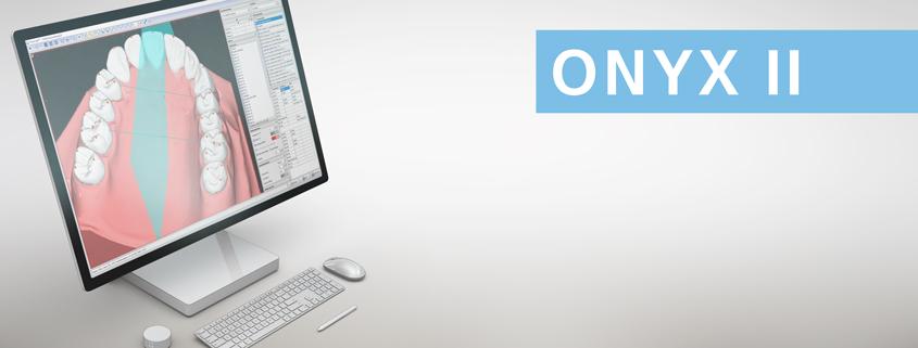 OnyxCeph³ II (3D): Import, Vermessung, PAR / IOTN am digitalen Modell